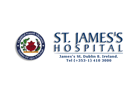 St James Hospital customer image